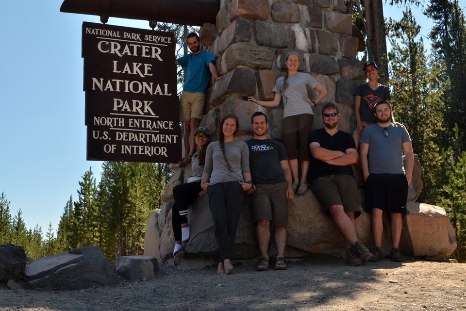 Crater Lake Group