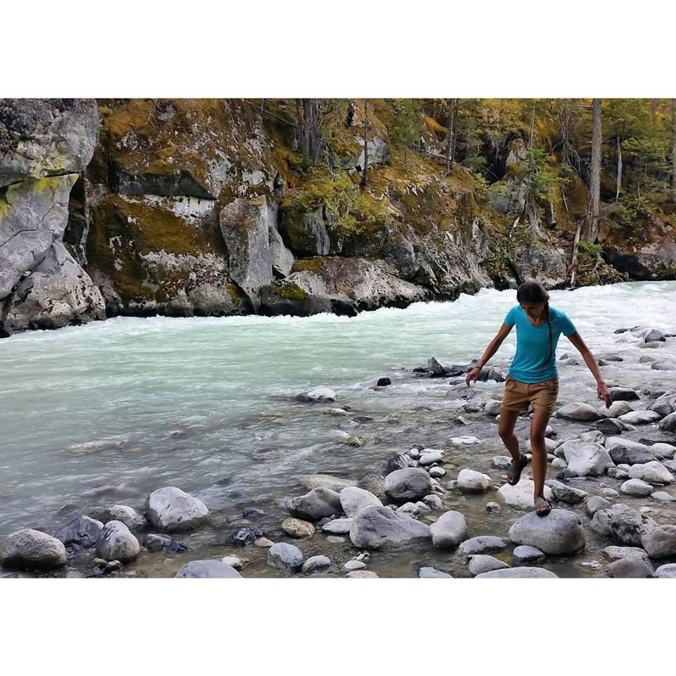 Nairn Falls River